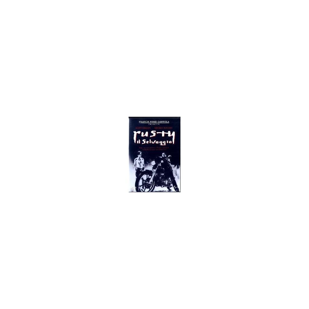 Rusty Il Selvaggio (Blu Ray)