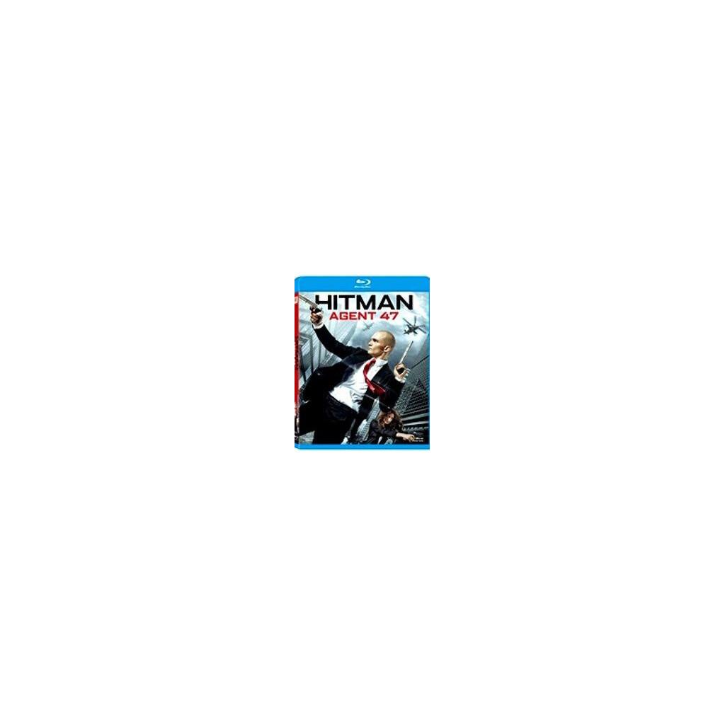 Hitman - Agent 47 (Blu Ray)