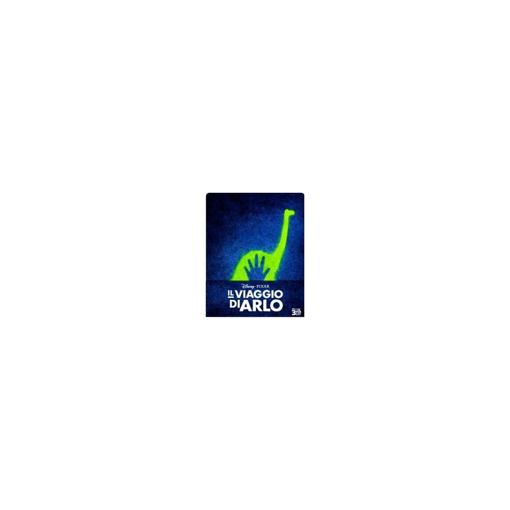 Il Viaggio Di Arlo (Blu Ray 3D + Blu...
