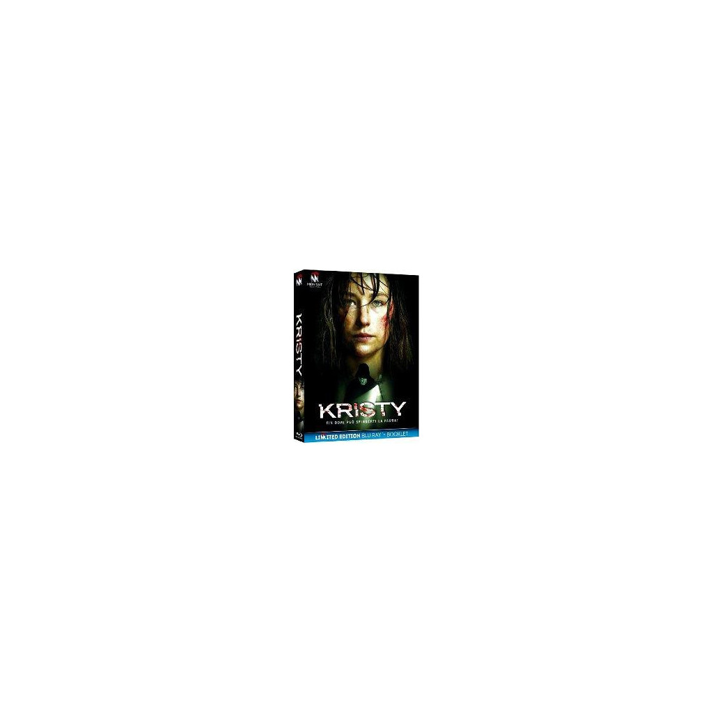 Kristy - Limited Ed (Blu Ray)