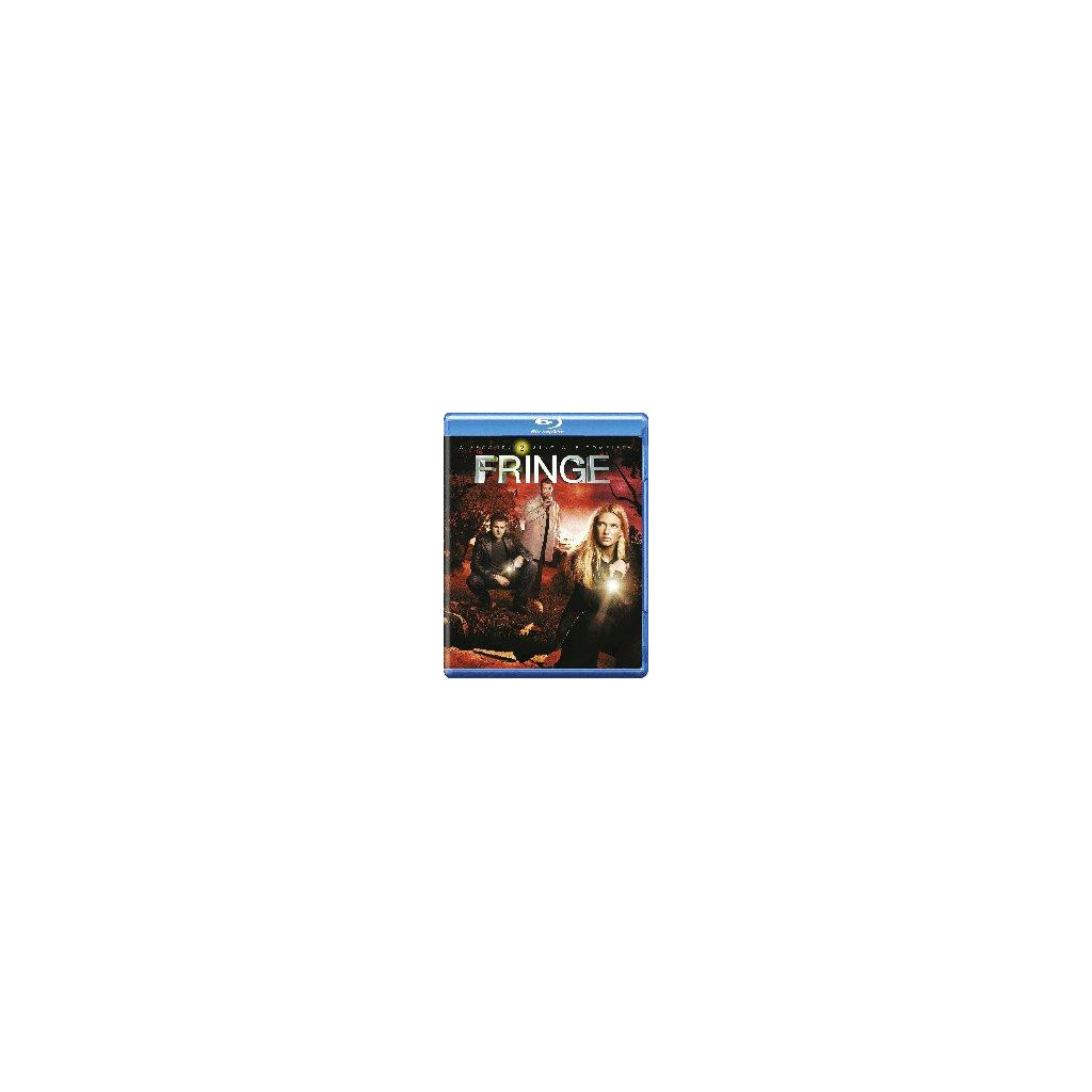 Fringe - Stagione 2 (4 Blu Ray)