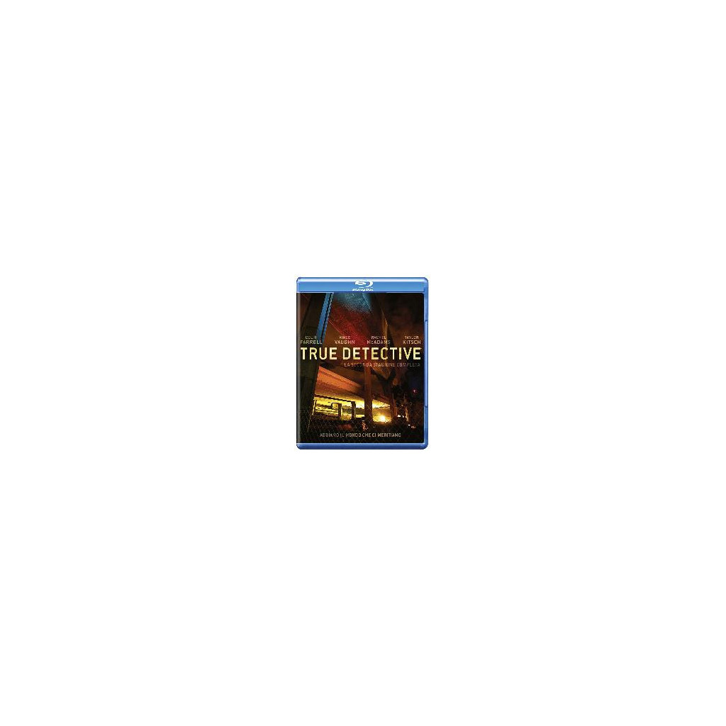True Detective - Stagione 2 (3 Blu Ray)
