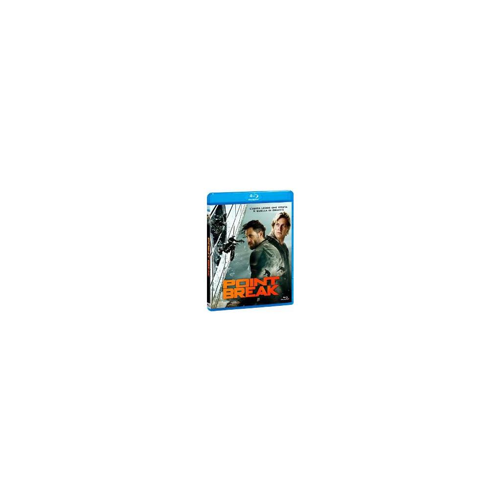 Point Break (2015) (Blu Ray)
