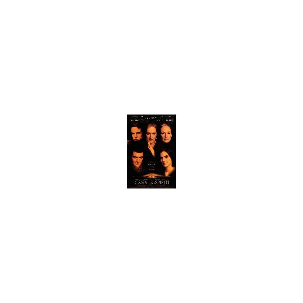 La Casa degli Spiriti (Blu Ray)