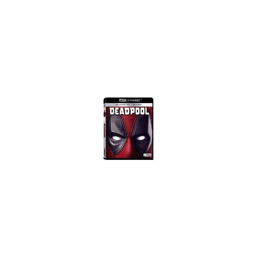 Deadpool (4K Ultra HD + Blu Ray)