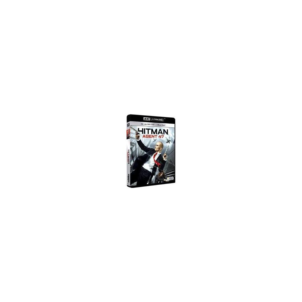 Hitman - Agent 47 (4K Ultra HD + Blu...