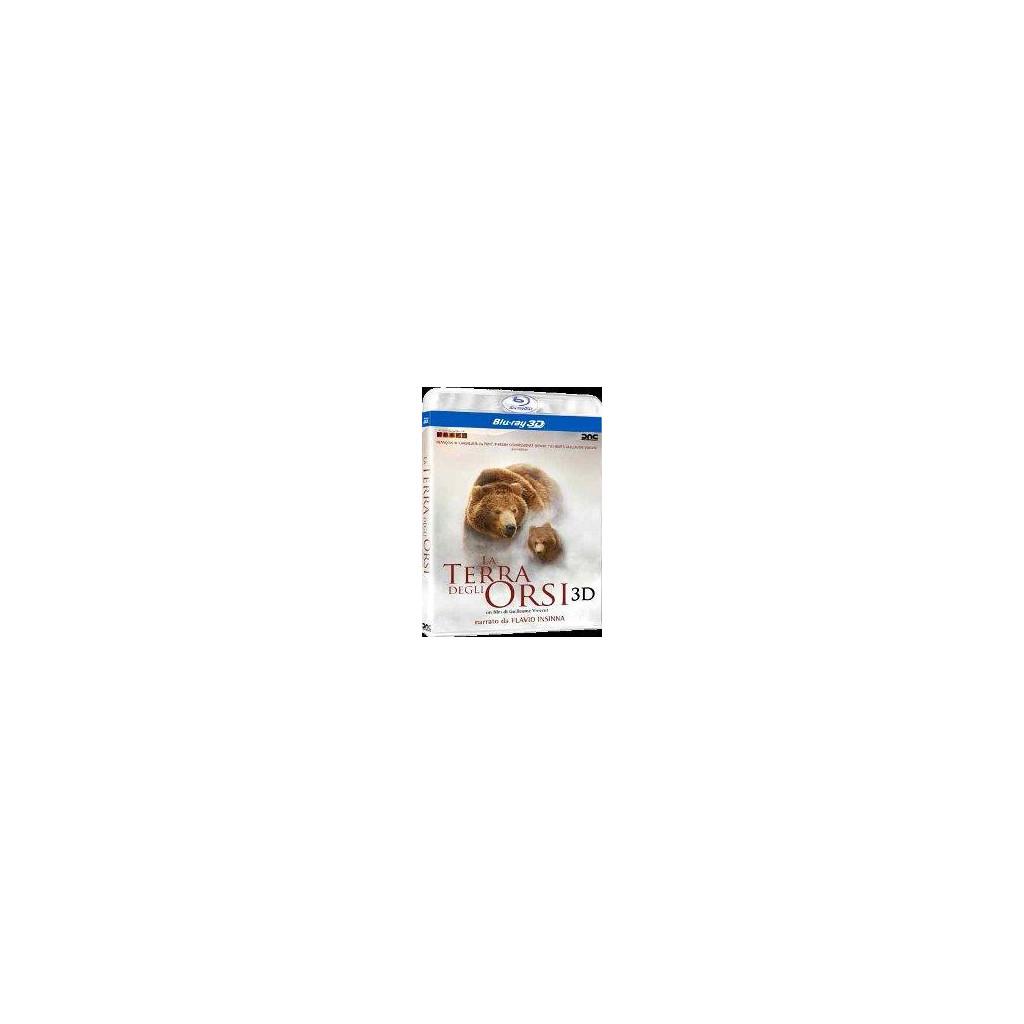 La Terra Degli Orsi (Blu Ray 3D)