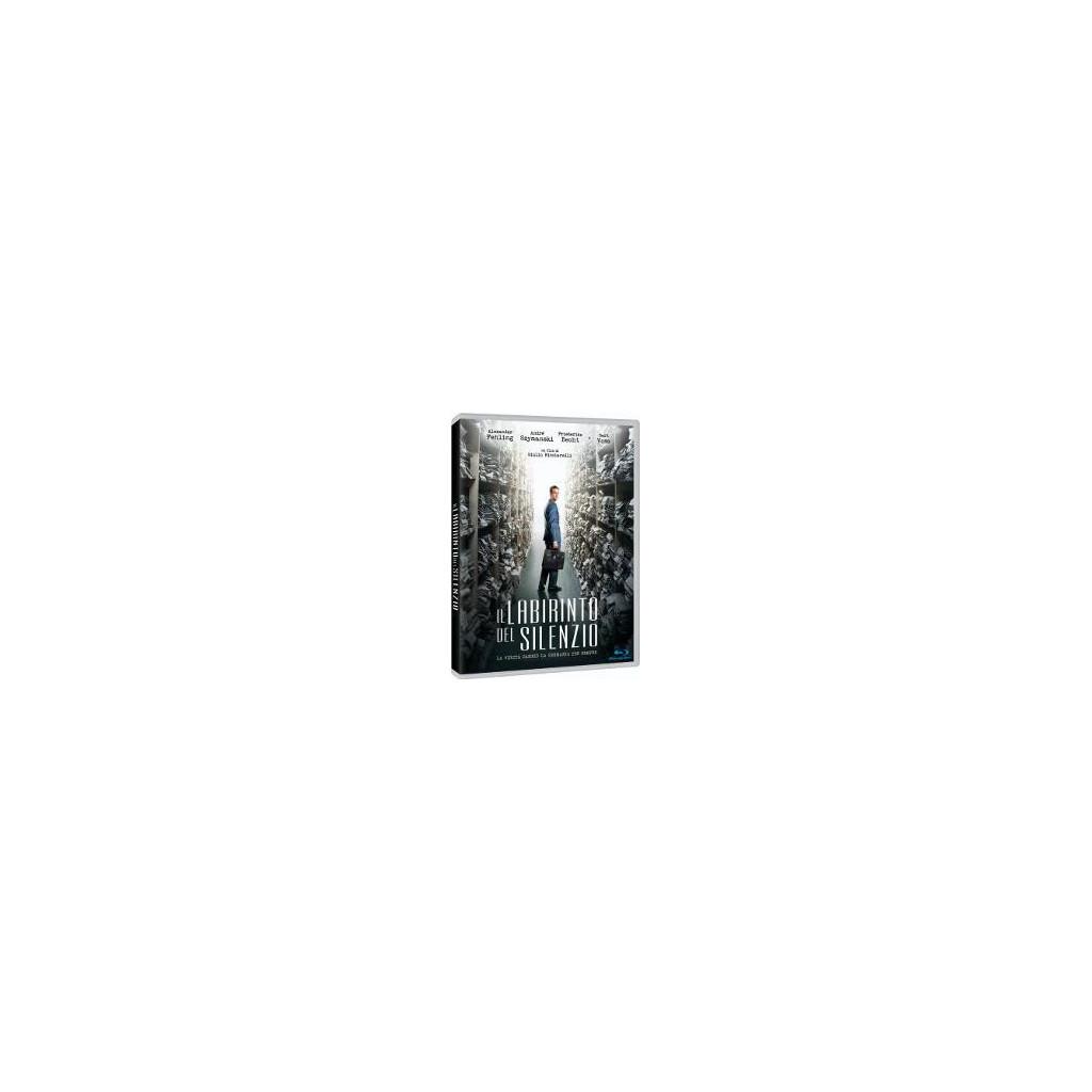 Il Labirinto Del Silenzio (Blu Ray)