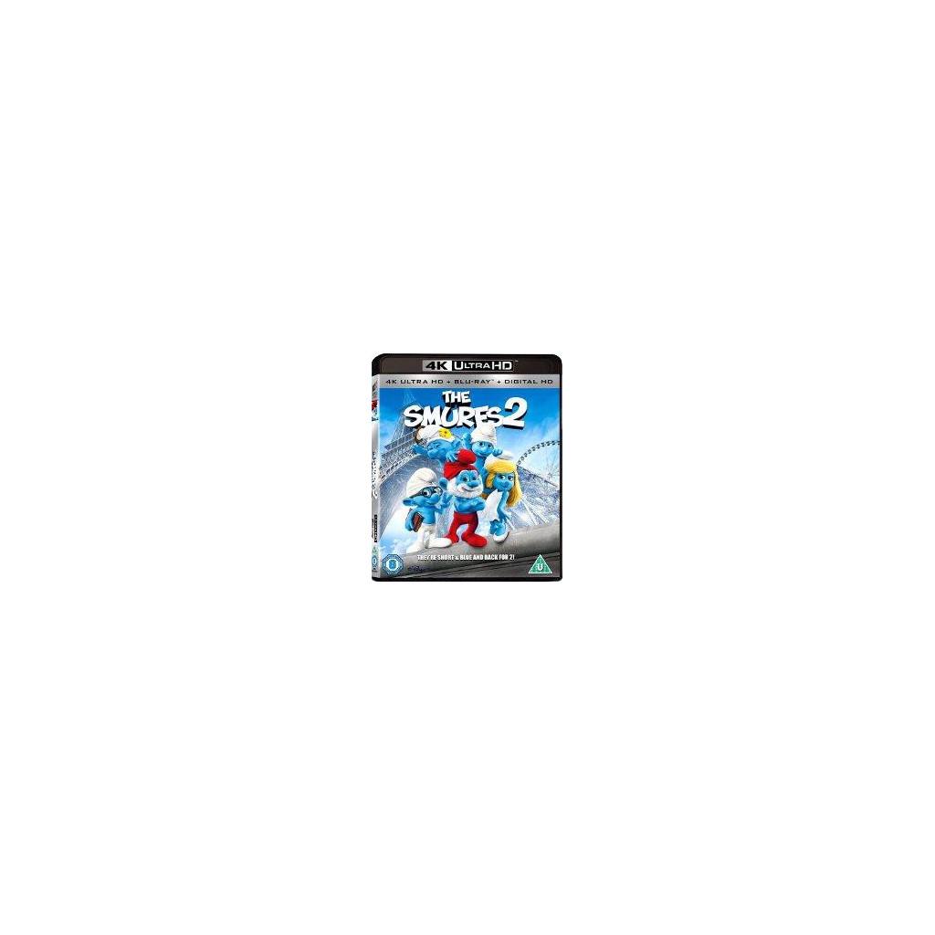 I Puffi 2 (4K Ultra HD + Blu Ray)
