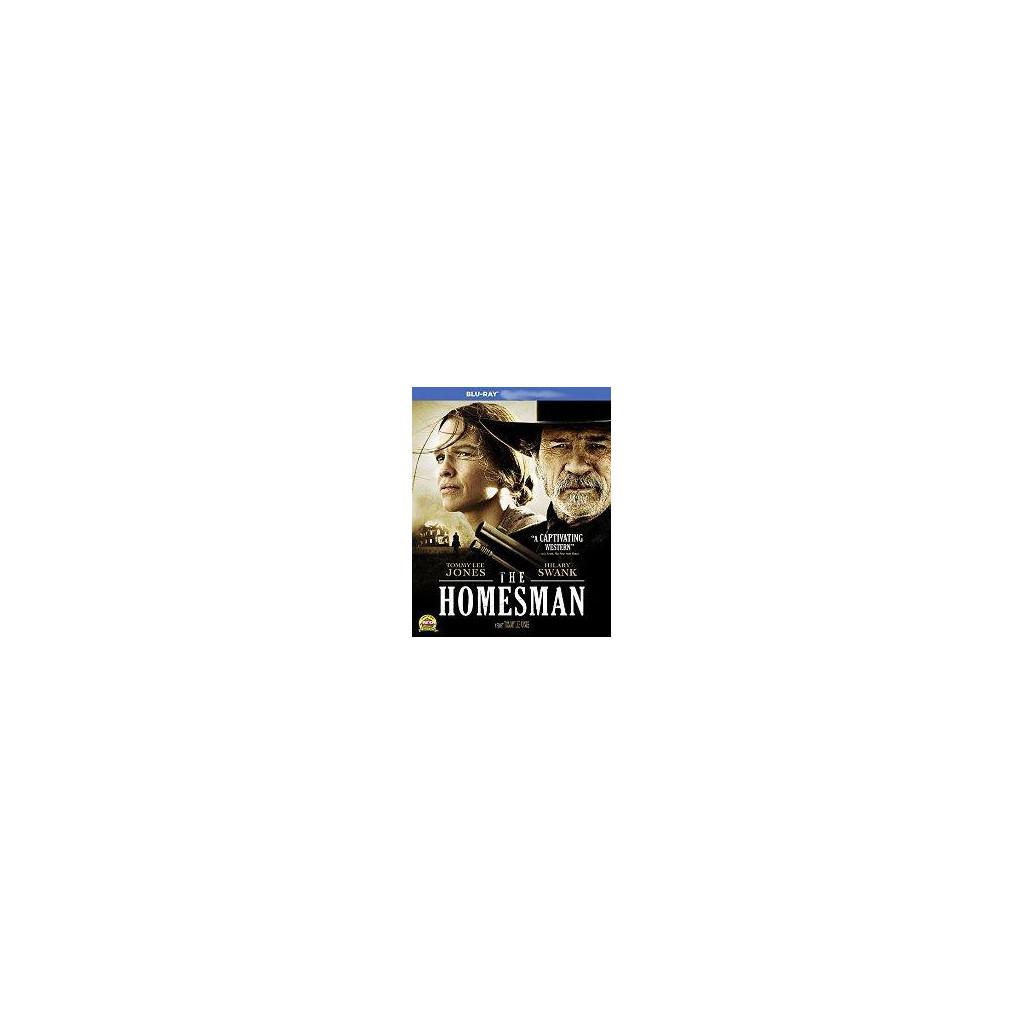 The Homesman (Blu Ray)