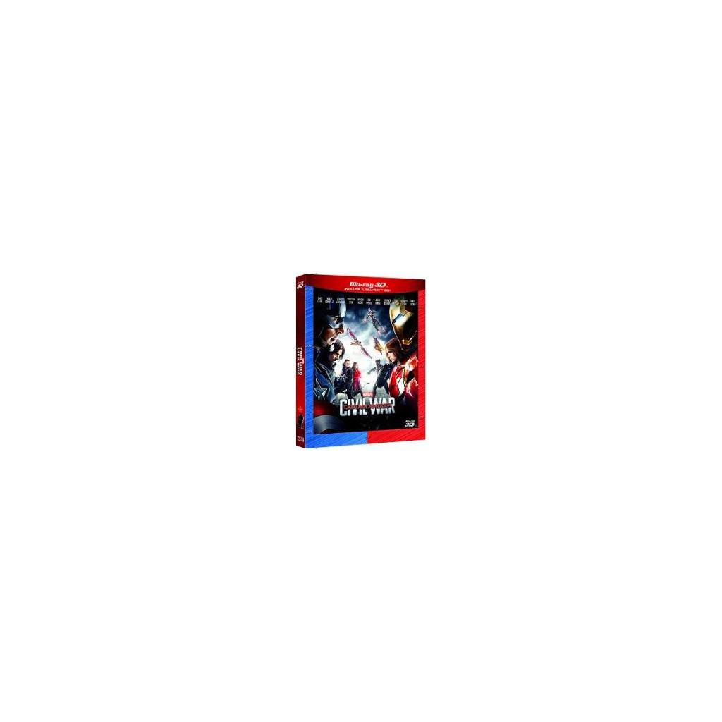 Captain America - Civil War (Blu Ray...