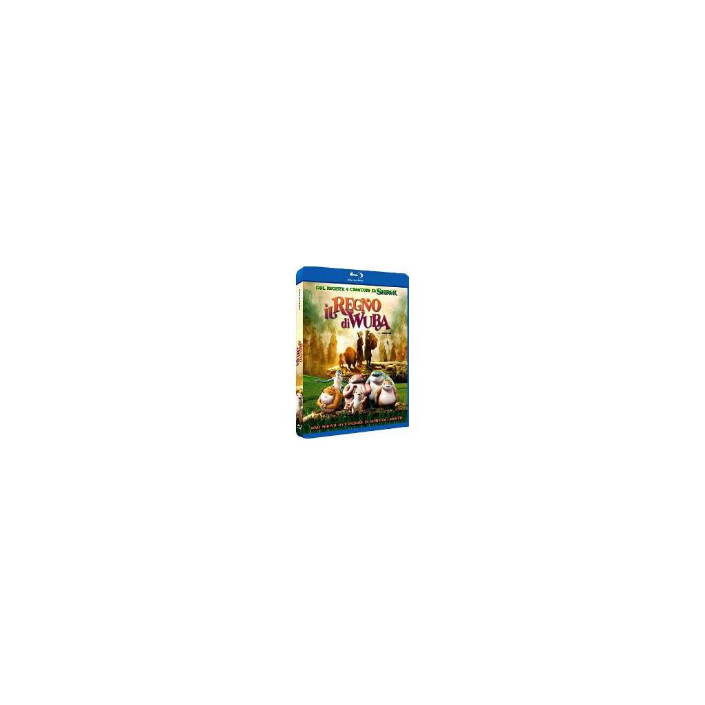 Il Regno Di Wuba (Blu Ray)