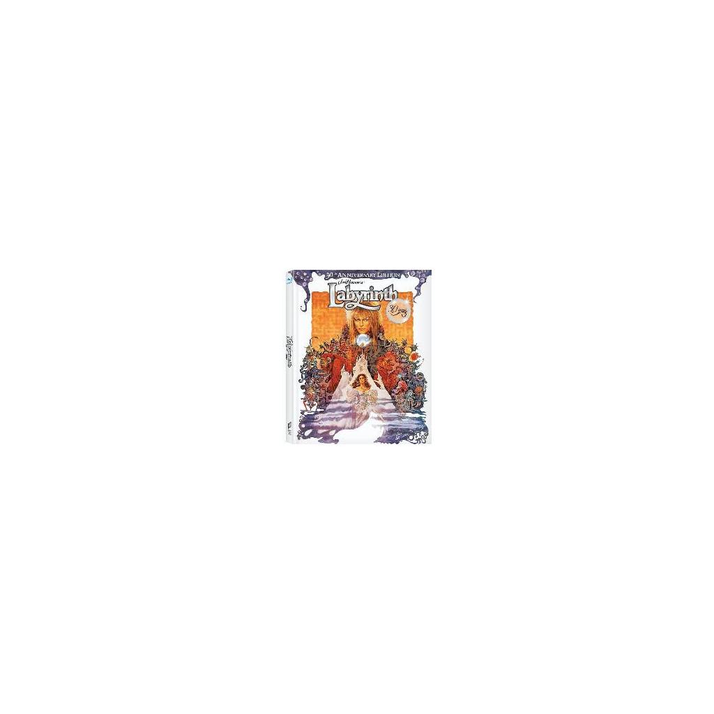 Labyrinth - 30° Anniversario SE (Blu...