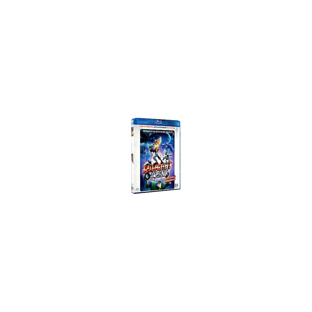 Ratchet E Clank (Blu Ray 3D + Blu Ray)