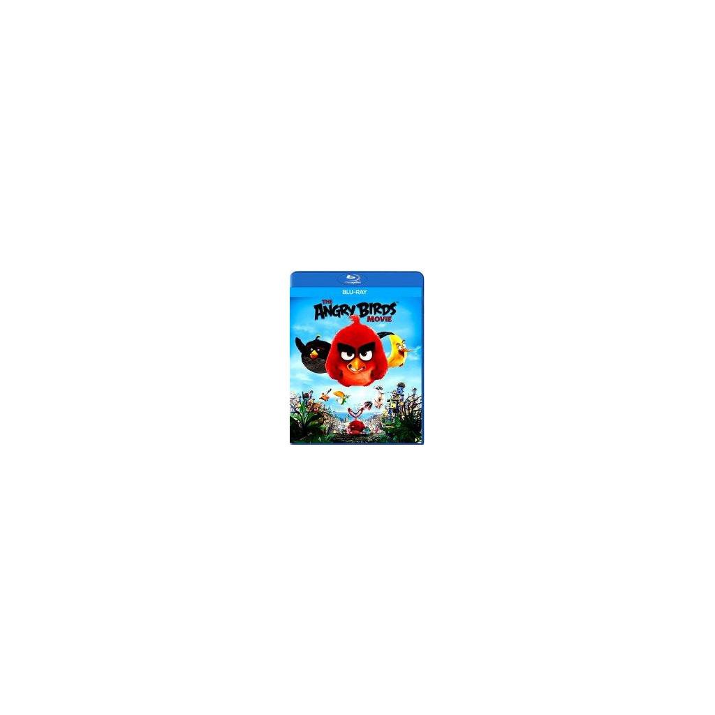 Angry Birds - Il Film (Blu Ray)