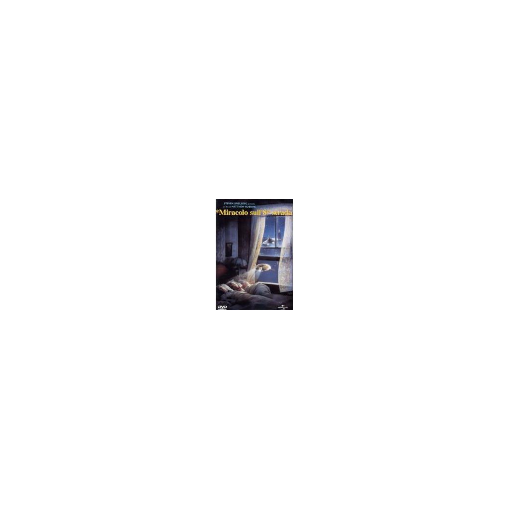 Miracolo Sull'8a Strada (Blu Ray)