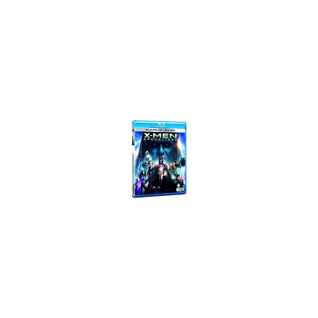X Men - Apocalisse (4K Ultra HD + Blu...