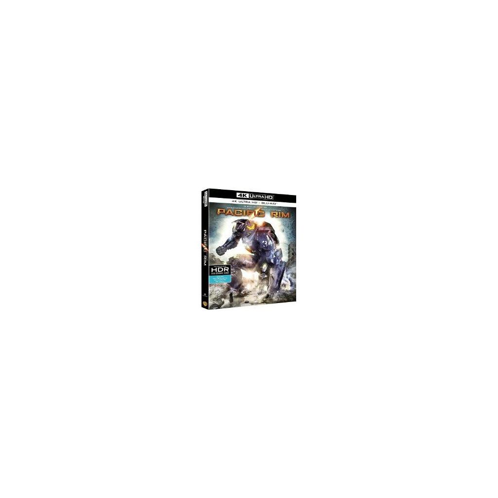 Pacific Rim (4K Ultra HD + Blu Ray)