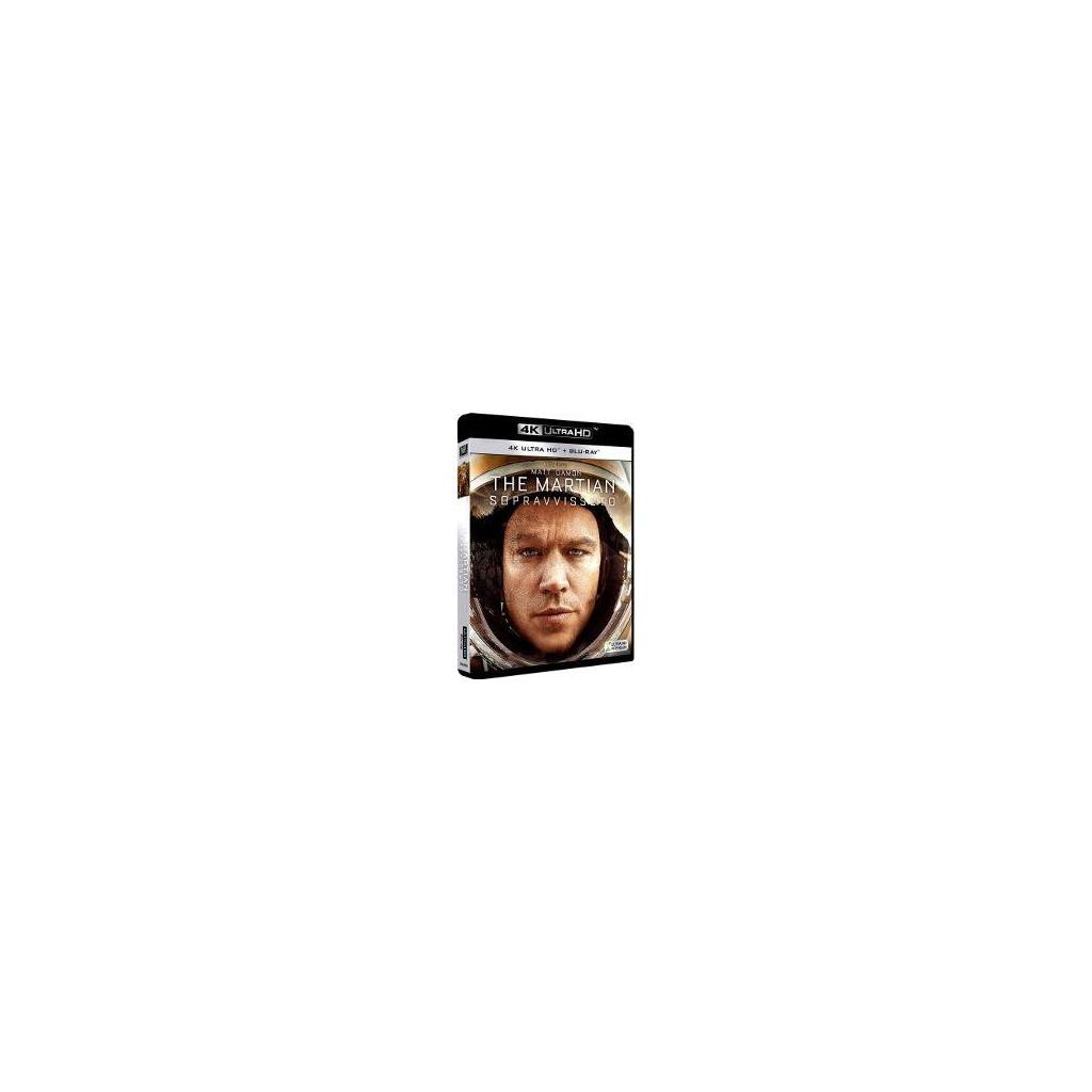The Martian - Sopravvissuto (4K Ultra...