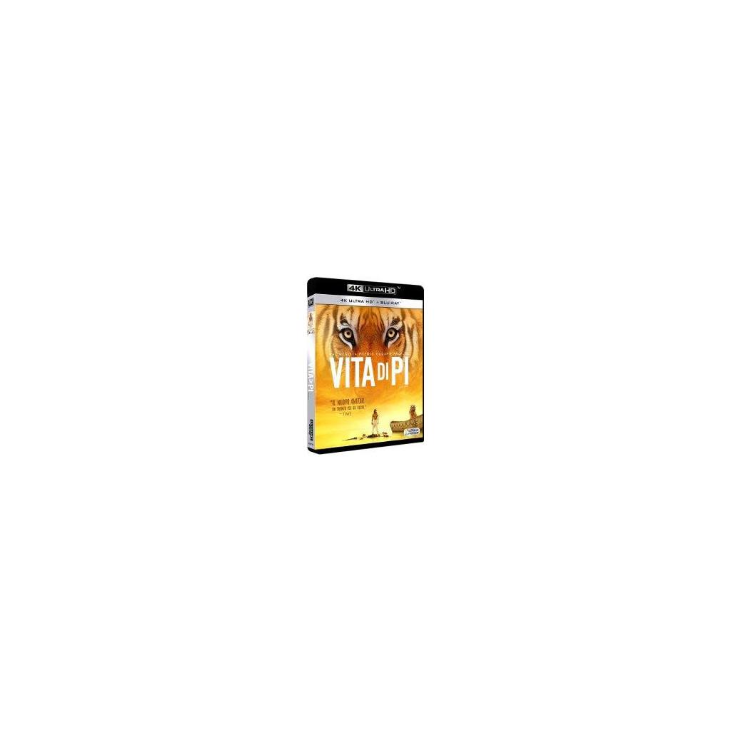 Vita Di Pi (4K Ultra HD + Blu Ray)