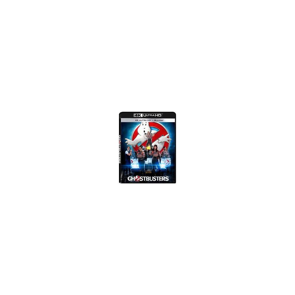Ghostbusters (2016) (4K Ultra HD +...