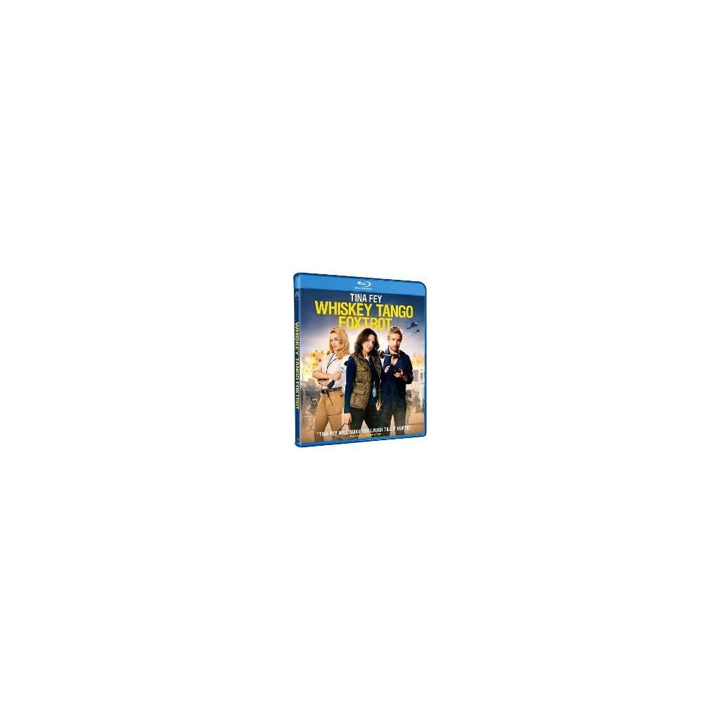 Whiskey Tango Foxtrot (Blu Ray)