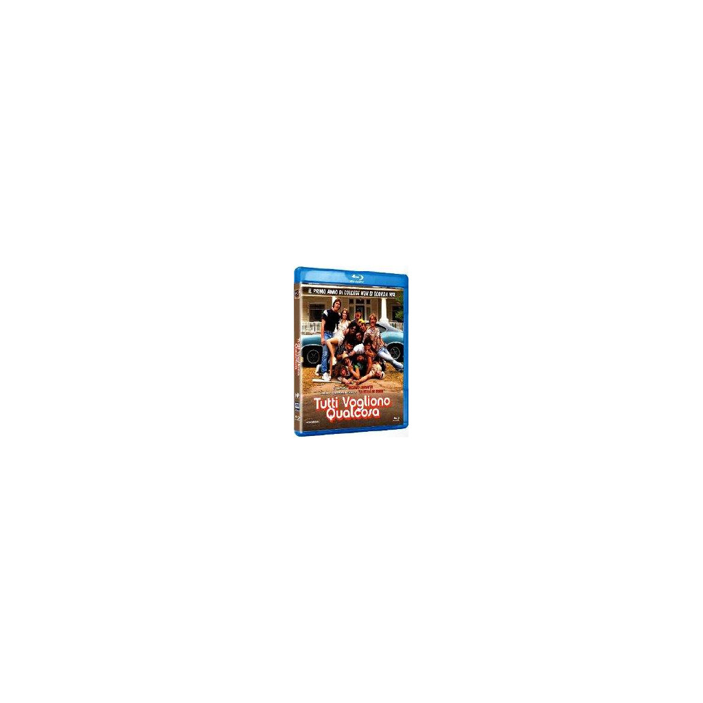 Tutti Vogliono Qualcosa (Blu Ray)