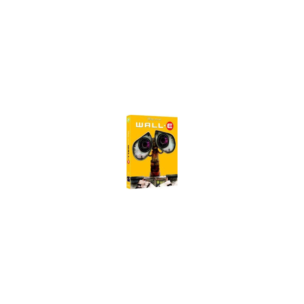 Wall-E Special Pack (Blu Ray)