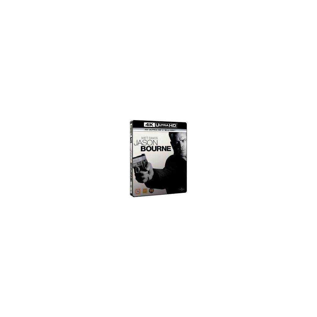 Jason Bourne (4K Ultra HD + Blu Ray)