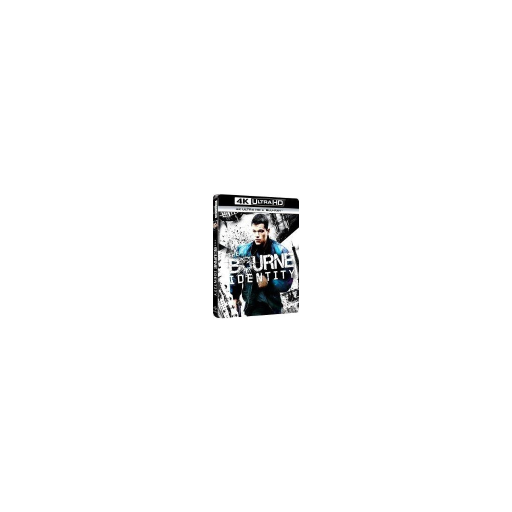 The Bourne Identity (4K Ultra HD +...