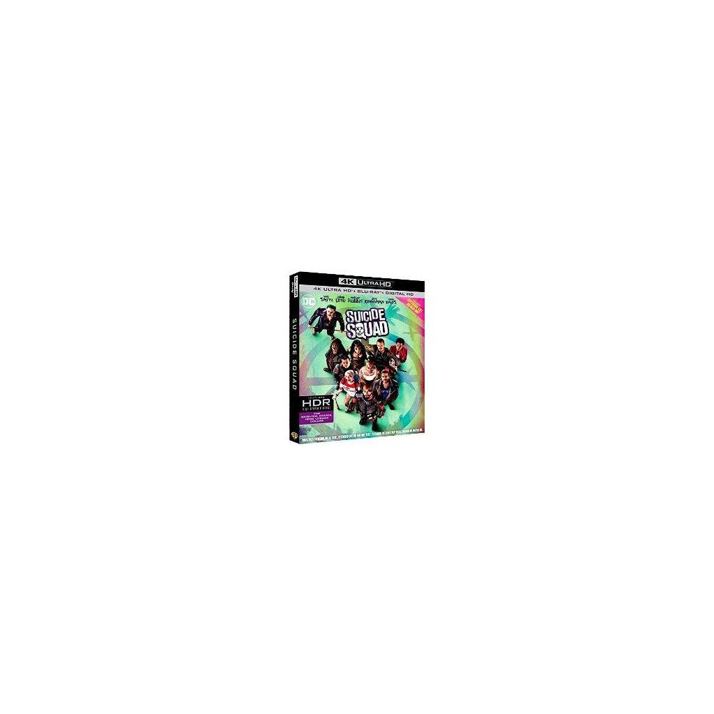 Suicide Squad (4K Ultra HD + Blu Ray)