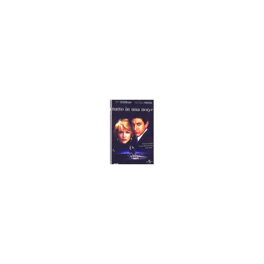 Tutto in una Notte (Blu Ray)
