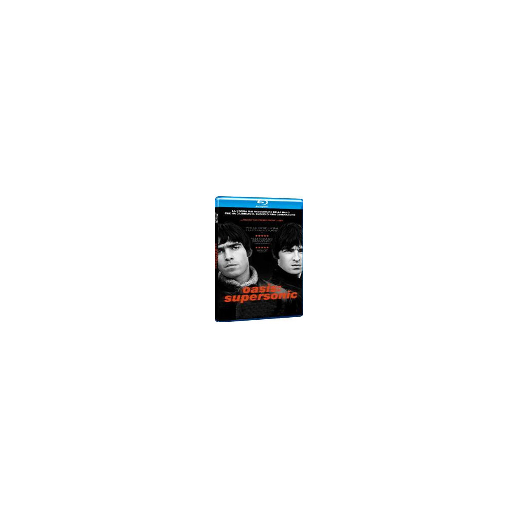 Oasis: Supersonic (Blu Ray)