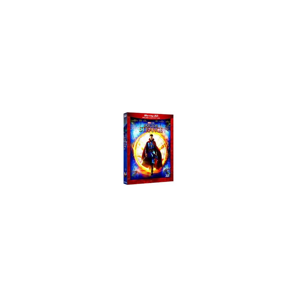 Doctor Strange (Blu Ray 3D + Blu Ray)