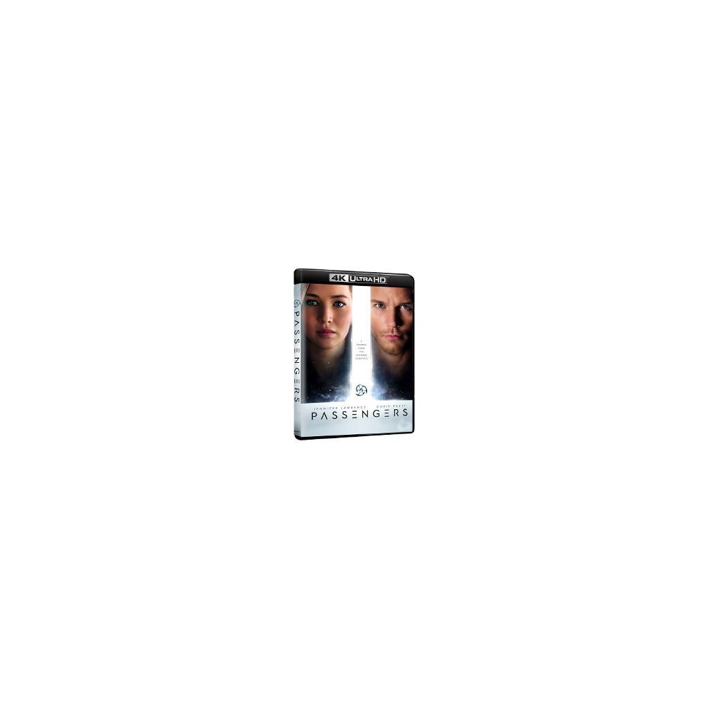 Passengers (4K Ultra HD + Blu Ray)