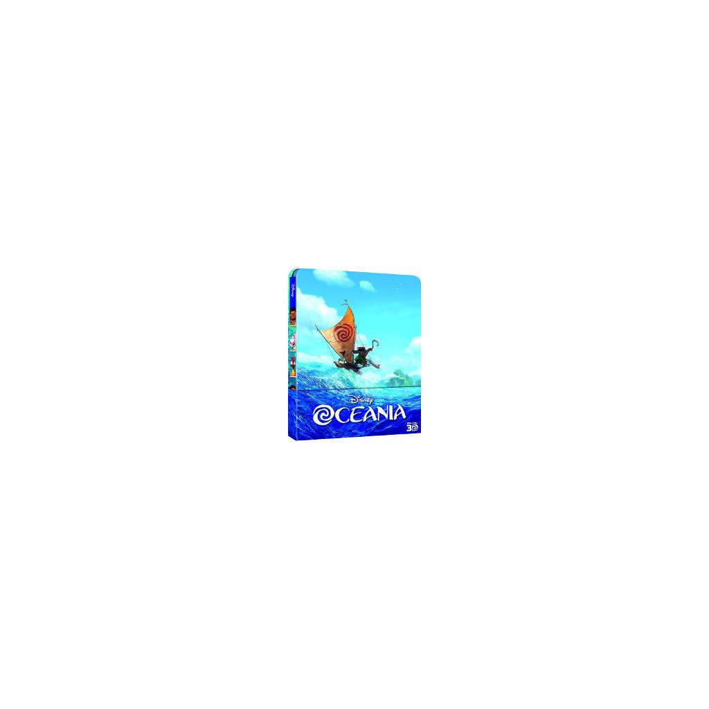 Oceania (Blu Ray 3D + Blu Ray) Steelbook