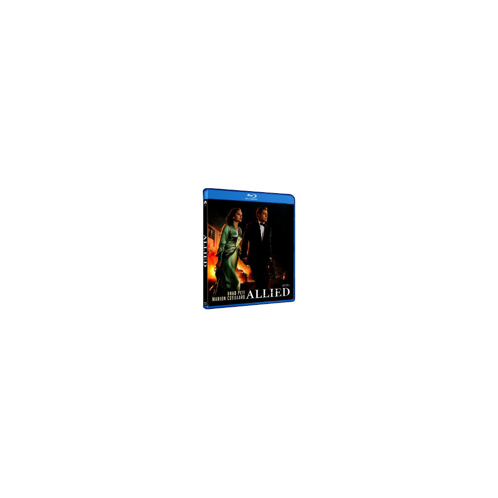 Allied - Un'Ombra Nascosta (Blu Ray)