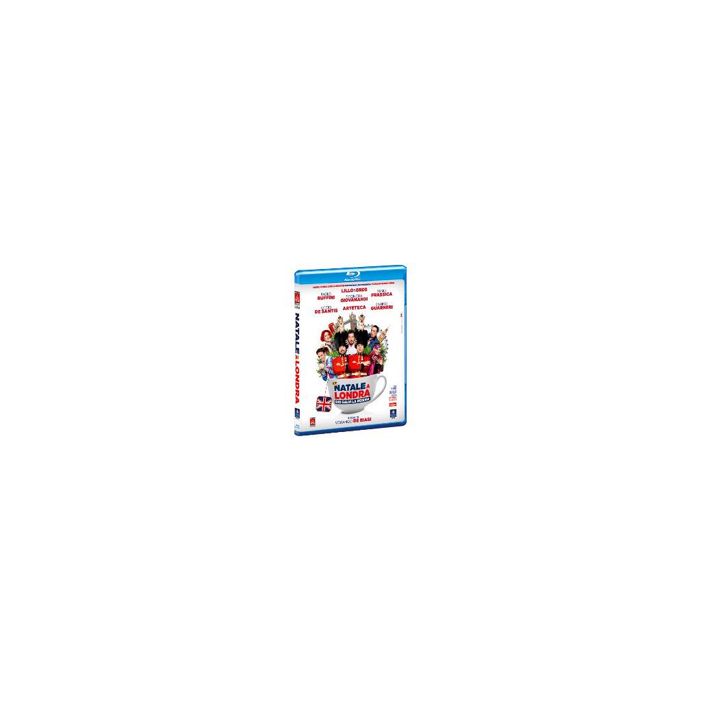 Natale A Londra (Blu Ray)