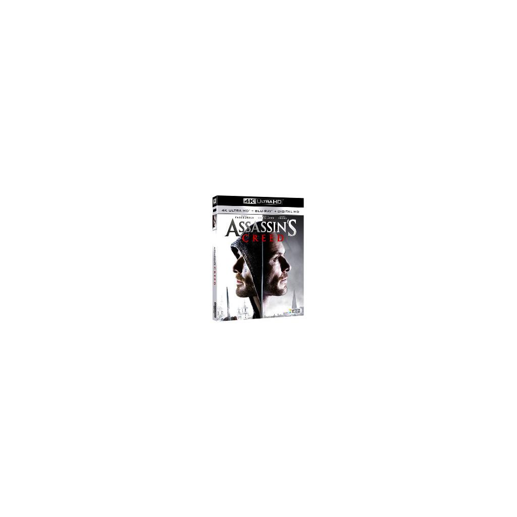 Assassin's Creed (4K Ultra HD + Blu Ray)