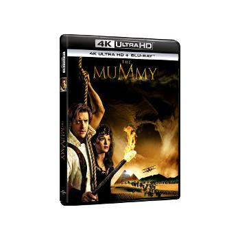 La Mummia (4K Ultra HD +...