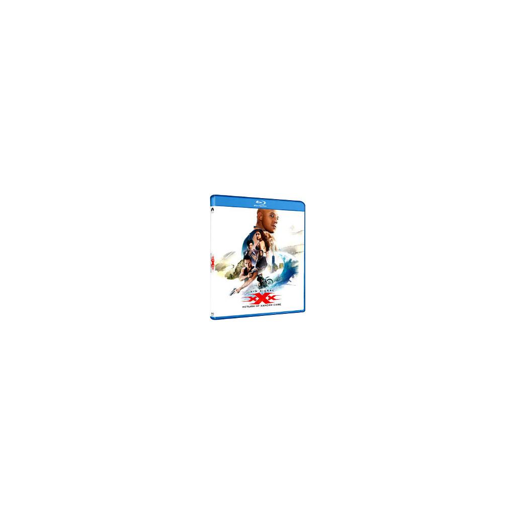 XXX - Il Ritorno Di Xander Cage (Blu...