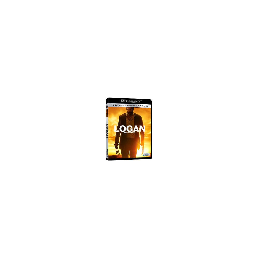 Logan - The Wolverine (4K Ultra HD +...