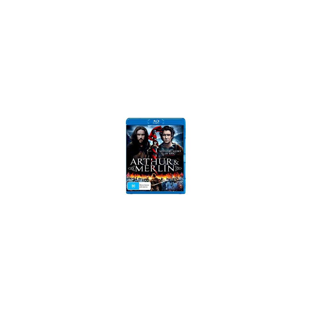 Arthur e Merlin (Blu Ray)