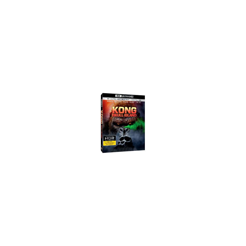 Kong - Skull Island (4K Ultra HD +...
