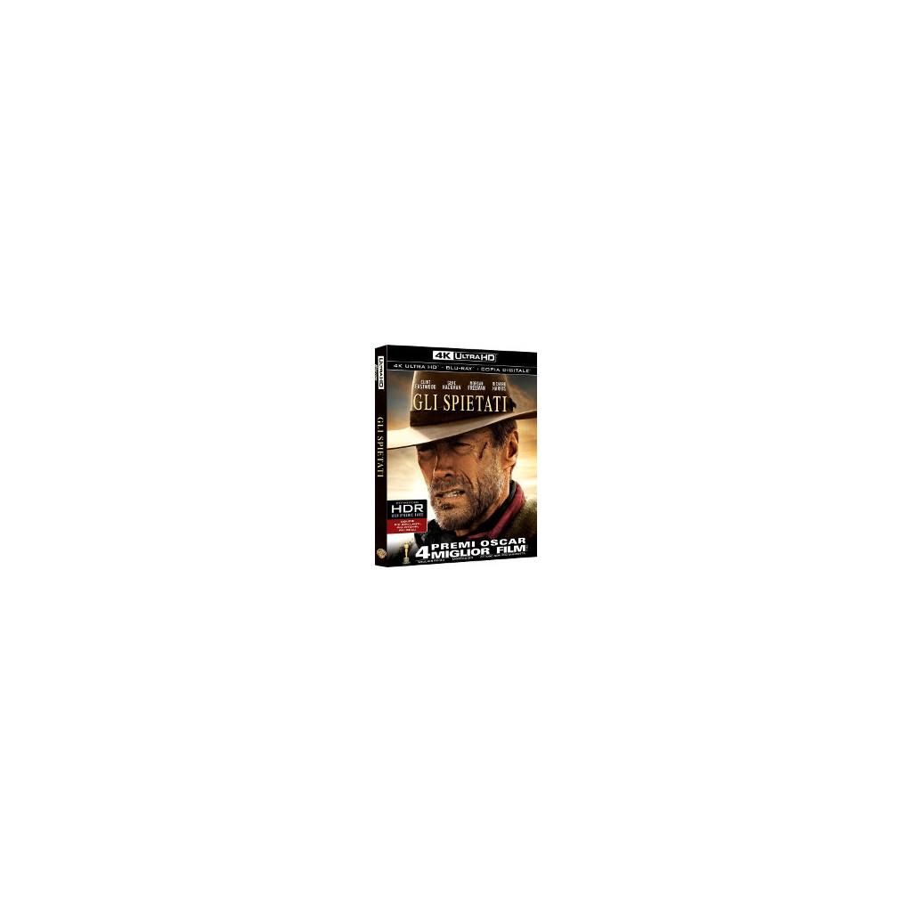 Gli Spietati (4K Ultra HD + Blu Ray)