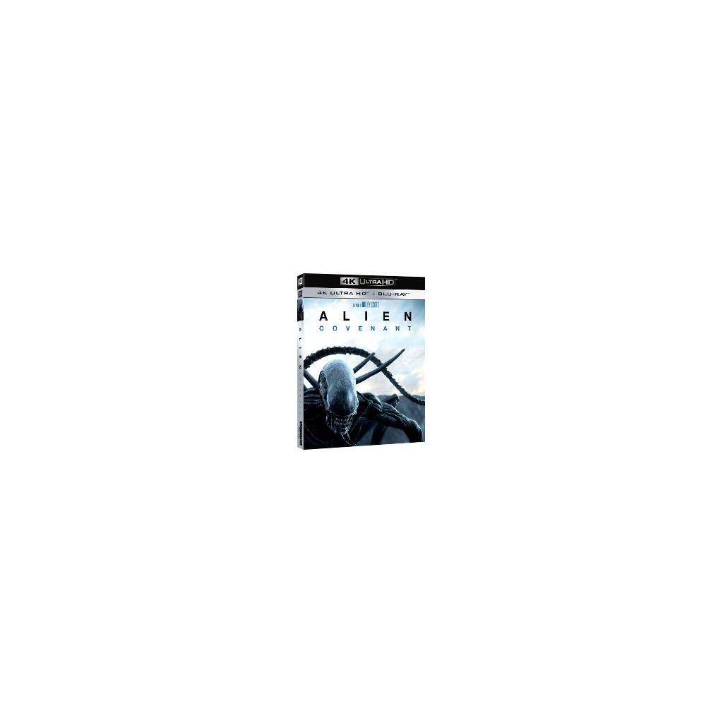 Alien Covenant (4K Ultra HD + Blu Ray)