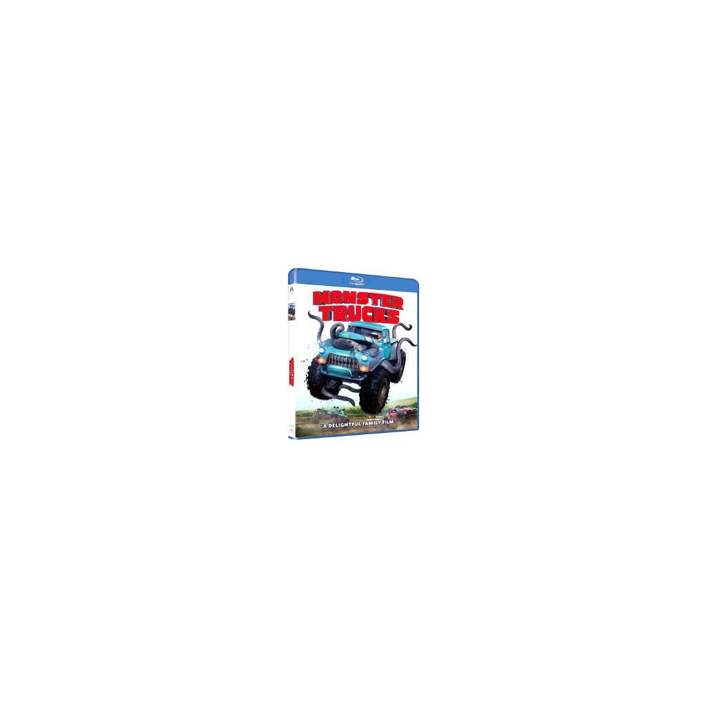 Monster Trucks (Blu Ray)