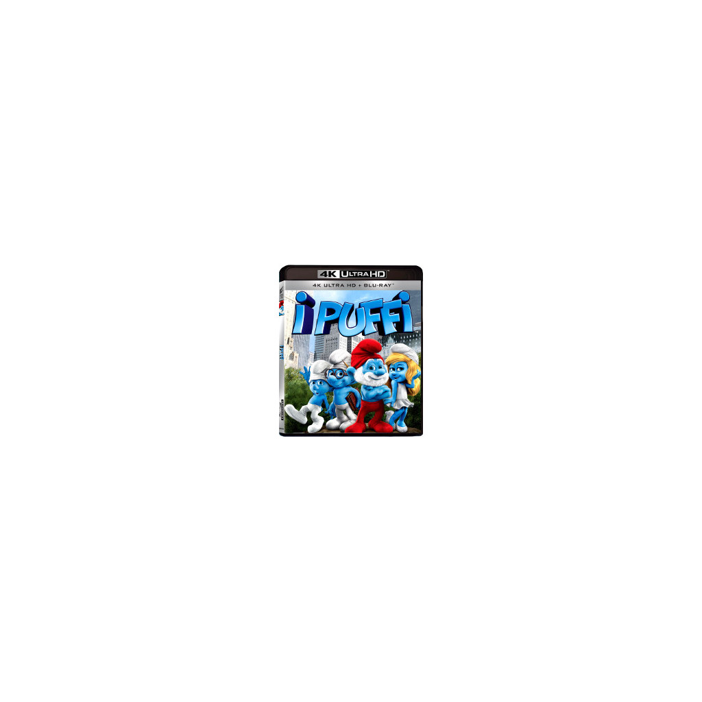 I Puffi (4K Ultra HD + Blu Ray)