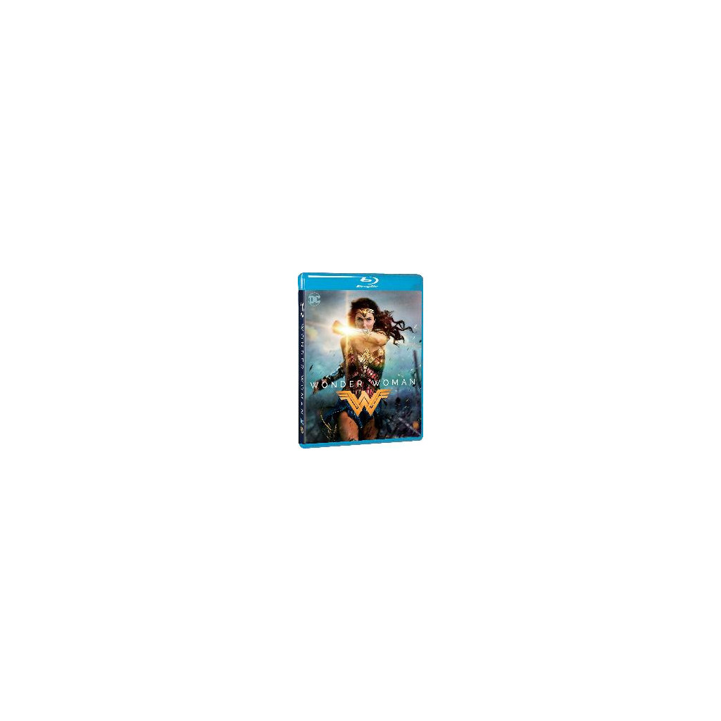 Wonder Woman (Blu Ray)