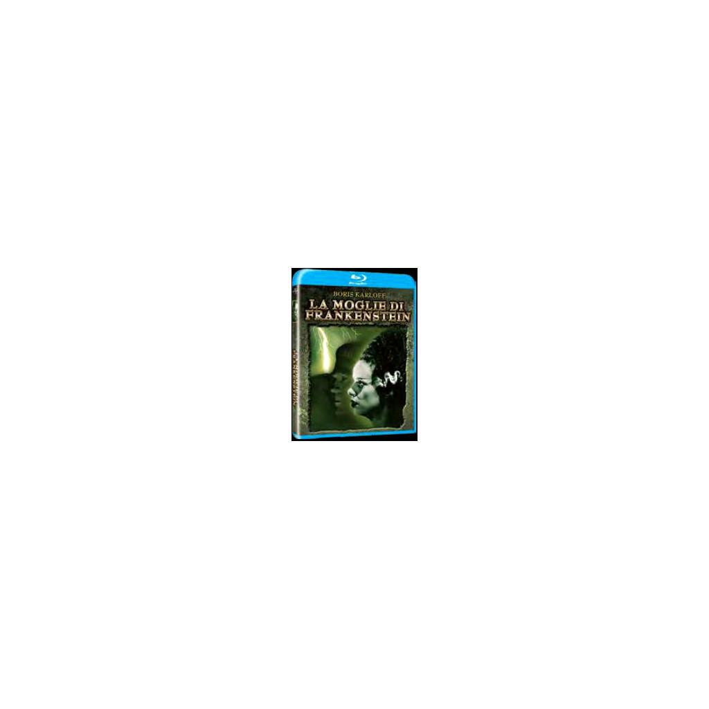 La Moglie Di Frankenstein (Blu Ray)